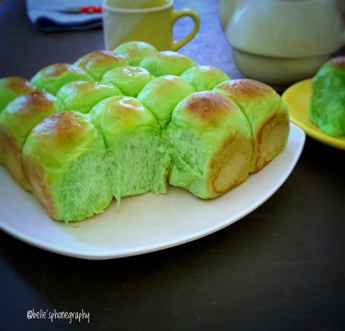 Roti Water Roux (tangzhong) by Ayu Asri Agustin