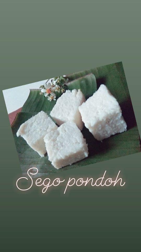 SEGO PONDOH atau nasi Punten by Petra Agha