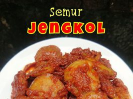 SEMUR JENGKOL by Melany Sam's