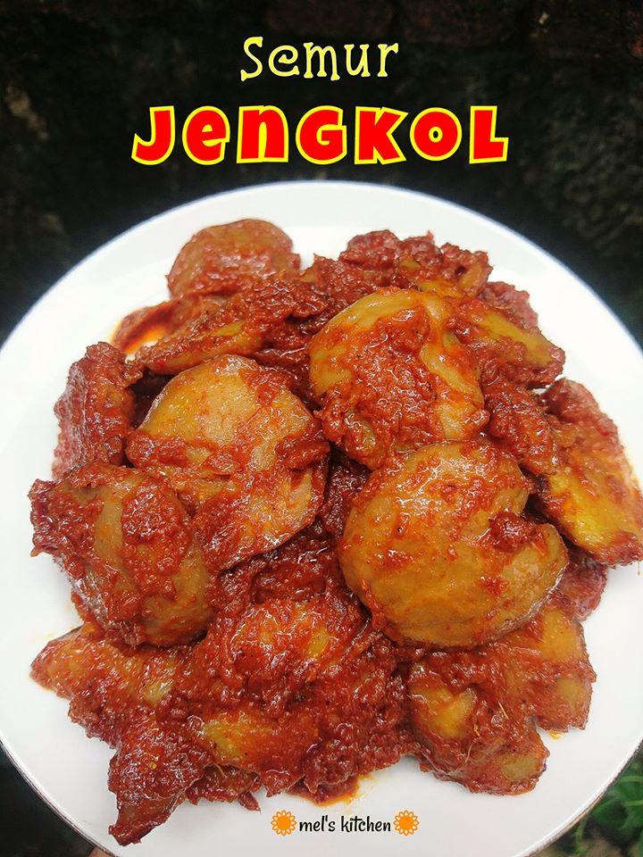 Semur Jengkol By Melany Sam S Langsungenak Com