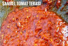 Sambel Tomat plus Terasi by Novie Kurnia Wardani