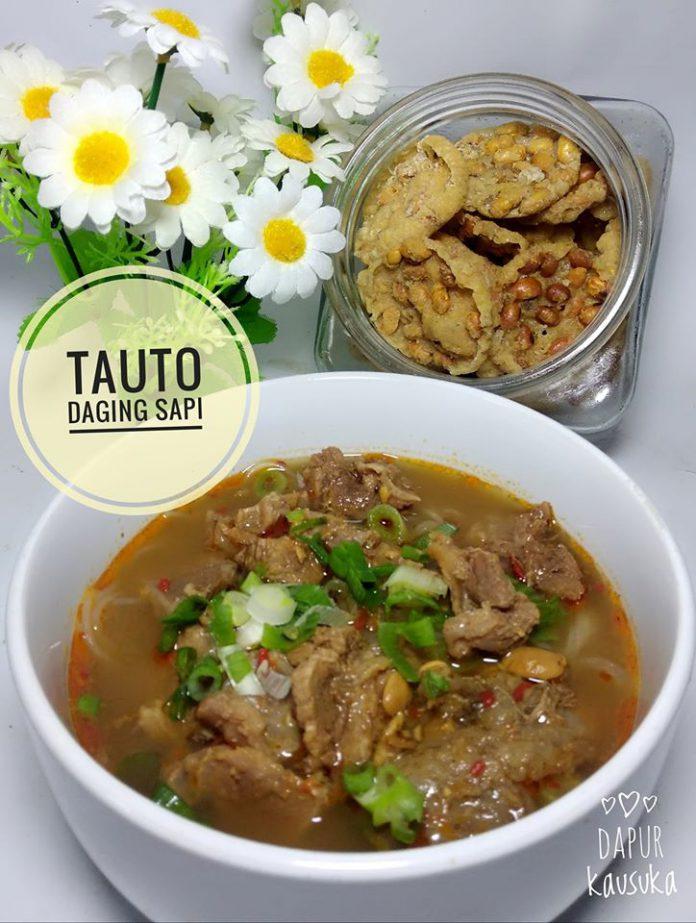 Tauto daging Sapi ala mbok Faray by Faray Soraya