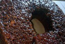 bolu sarang semut (bolu karamel) by Intan Ummu Farzan