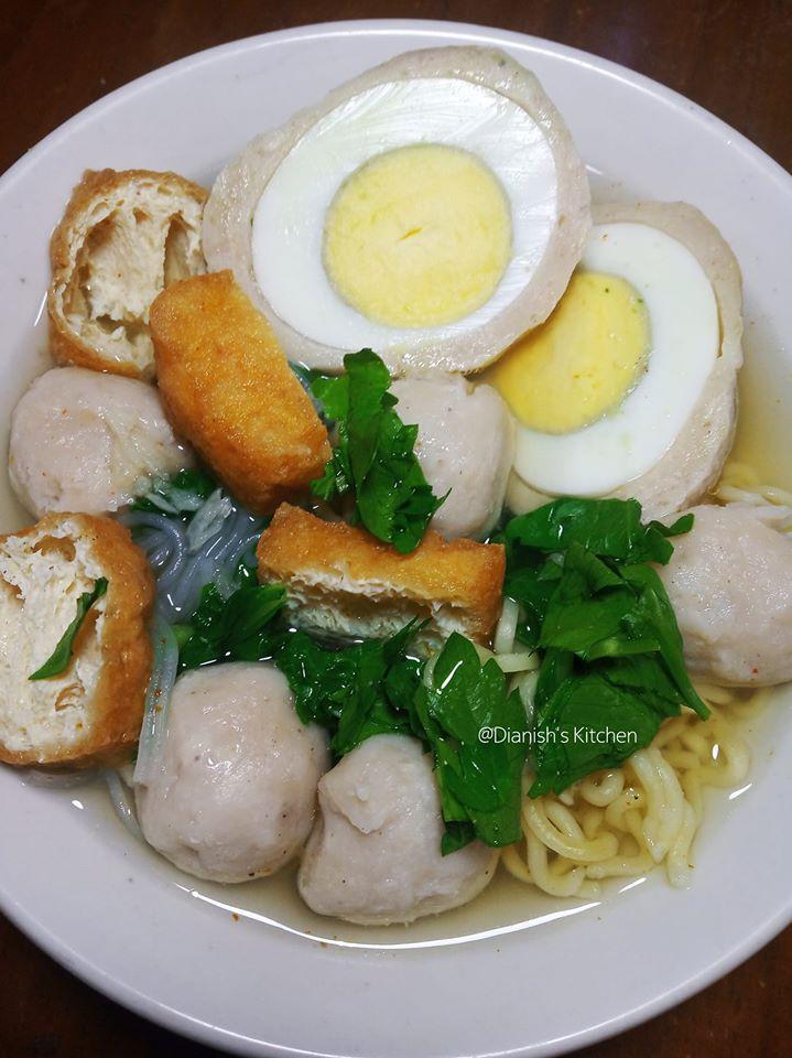 Bakso Ayam Homemade By Dianish S Kitchen Langsungenak Com