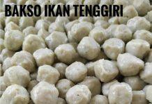 BAKSO IKAN TENGGIRI by Novie Kurnia Wardani