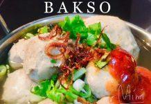 BAKSO by Arum Darmayanti