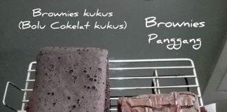 BROWNIES PANGGANG by Mega Siswindarto