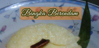 Bingka Berendam by Beta Al Chasana