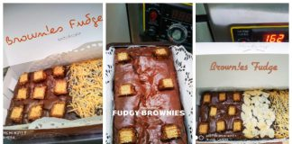 Brownies Fudge by Endunk