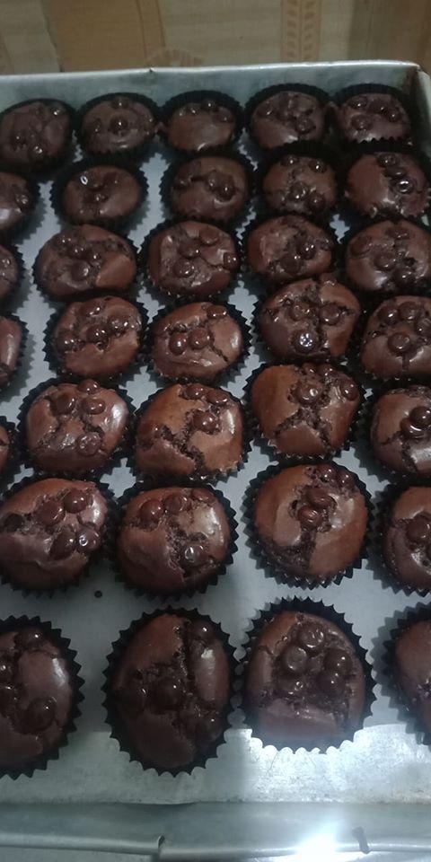 Brownies Kering by E.W. Arrey