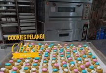 COOKIES PELANGI by Chico Tia