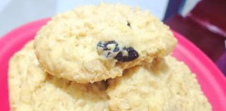 Cookies Oat by Yulia Dwi S
