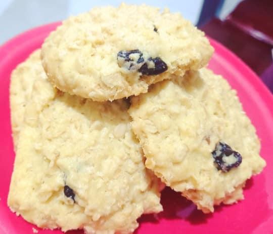 Cookies Oat by Yulia Dwi S
