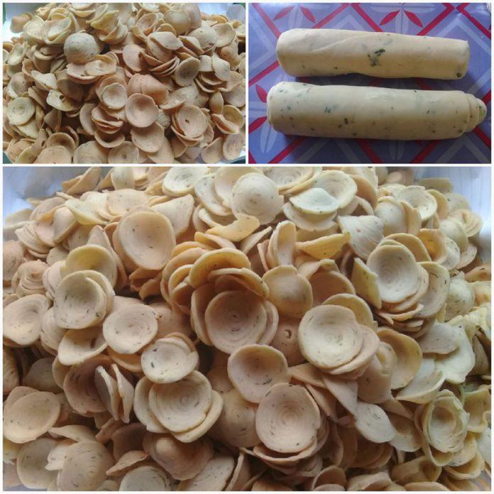 Kue Bawang No Ampia by Mami Wiwin