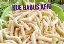 Kue Gabus Keju by Novie Kurnia Wardani