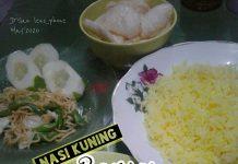 NASI KUNING by Beta Al Chasana