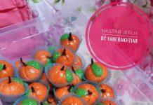 Nastar jeruk by Yani Bakhtiar