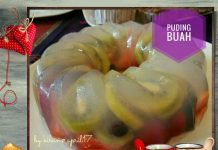 PUDING BUAH by Kirana Wunderkind Haus
