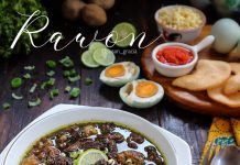 Rawon by Susana Gracia Cathrine