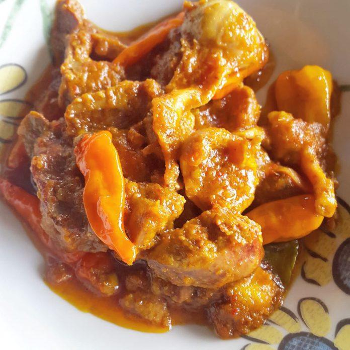 Rempelo Ati masak Mercon by Kiromatil Baroroh