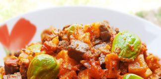 SAMBAL GORENG ATI & KENTANG by Dianish's Kitchen