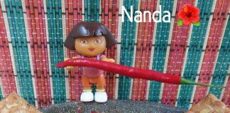 Sambal kencur /sambel mentah by Nanda Sukesi