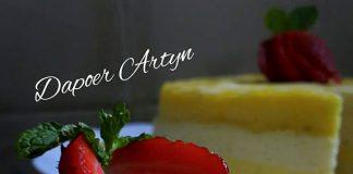 Sponge Cake Custard Kukus by Ainie Dihati Adjie