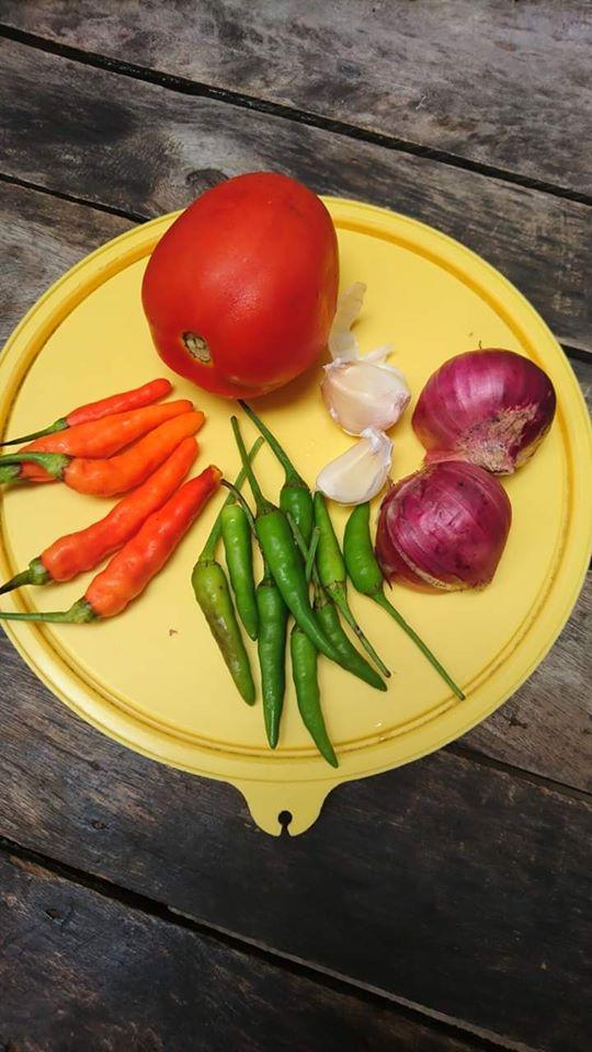 bahan Sambal tomat by Nanda Sukesi