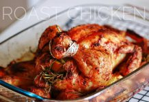 Roast Chicken by Dapursicongok Dapursicongok