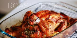 Roast Chicken by Dapursicongok Dapursicongok