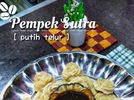 pempek sutra putih telur by Dewi Wahyuni