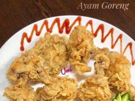 AYAM GORENG TEPUNG by Fah Umi Yasmin