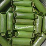 Arem-arem sayur ayam by Lee Hakiem