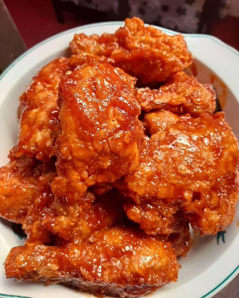 Ayam ricis by Nuraini Sudirman