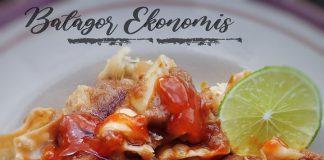 BATAGOR EKONOMIS (Tanpa Ikan) by Dianish's Kitchen