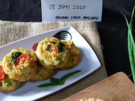 Bakwan Sayur Panggang by Fithry Wulandari