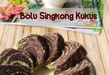 Bolu Singkong Kukus by Maryati Arief