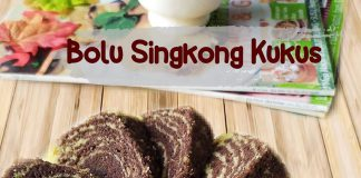 Bolu Singkong Kukus by Maryati Arief