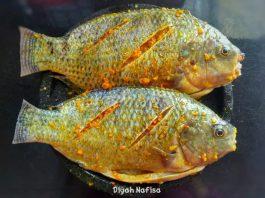 Bumbu Ikan Bakar (Goreng) by Diyah Nafisa