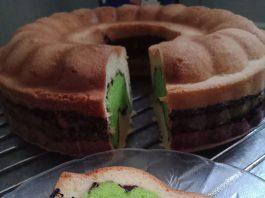 Cake alunan kasih by Erni Setiawati