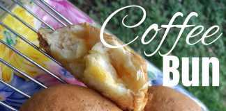 Coffee Bun a.k.a Roti B*y by Oktarina Ummu Fatih