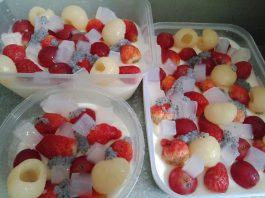 Fruits Puding by Erni Setiawati