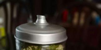 Green Tea Almond Cookies by Aliza Adam