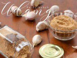 Kaldu Udang Bubuk Homemade by Susana Gracia Cathrine