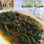 Kangkung bumbu rujak by Yuniarti Nur Fitria