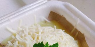 Ketan susu keju by Franziestca Cah'ayu