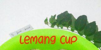 Lemang Cup by Hasmiati Aseri