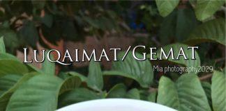 Luqaimat/Gemat by Nadin Dab