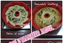 MARMER CAKE JADUL by Sonya Soetardo