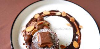 Molten Cake/ Lava Cake by Hikmah Dames